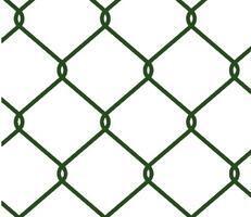 Čtyřhranné poplastované pletivo (PVC)