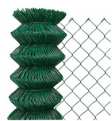 Poplastované PVC pletivo, výška 150 cm, hnědé, STANDARD, bez ND (oko 50x50 mm; drát 2,5 mm) - 1